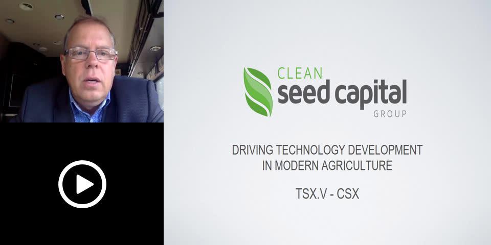 Clean Seed Capital Group Ltd.
